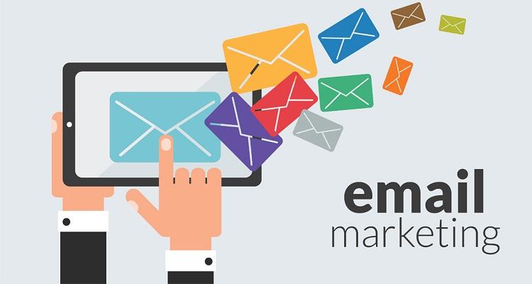 Email marketing là phương thức tiếp thị hiệu quả đến khách hàng