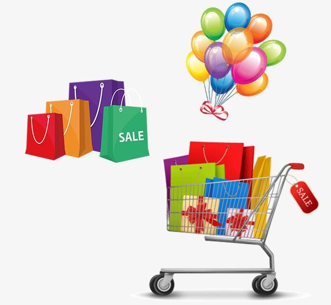 10 thủ thuật bán hàng - Xe mua hàng lớn sẽ giúp khách mua hàng nhiều hơn