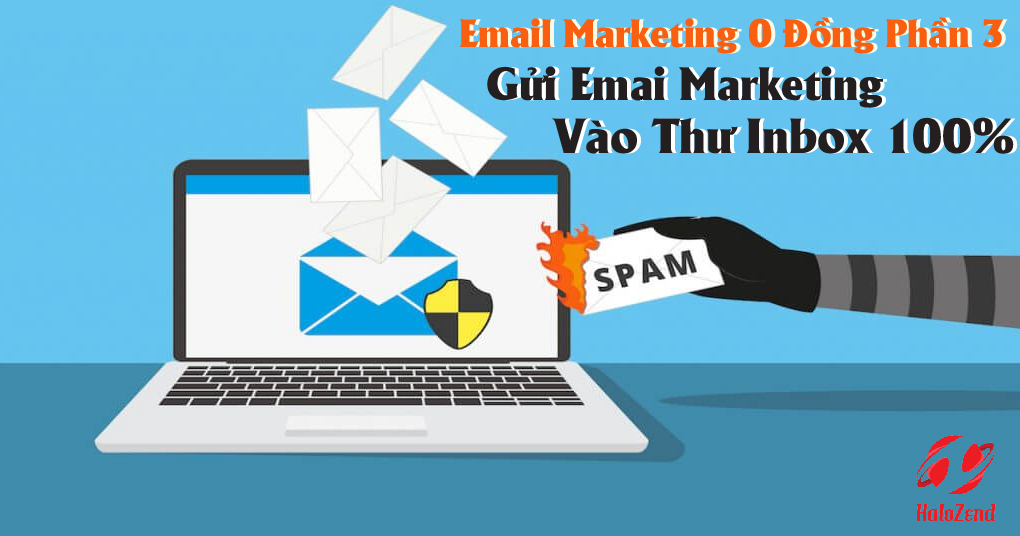 Email Marketing vào hộp thư inbox 100%