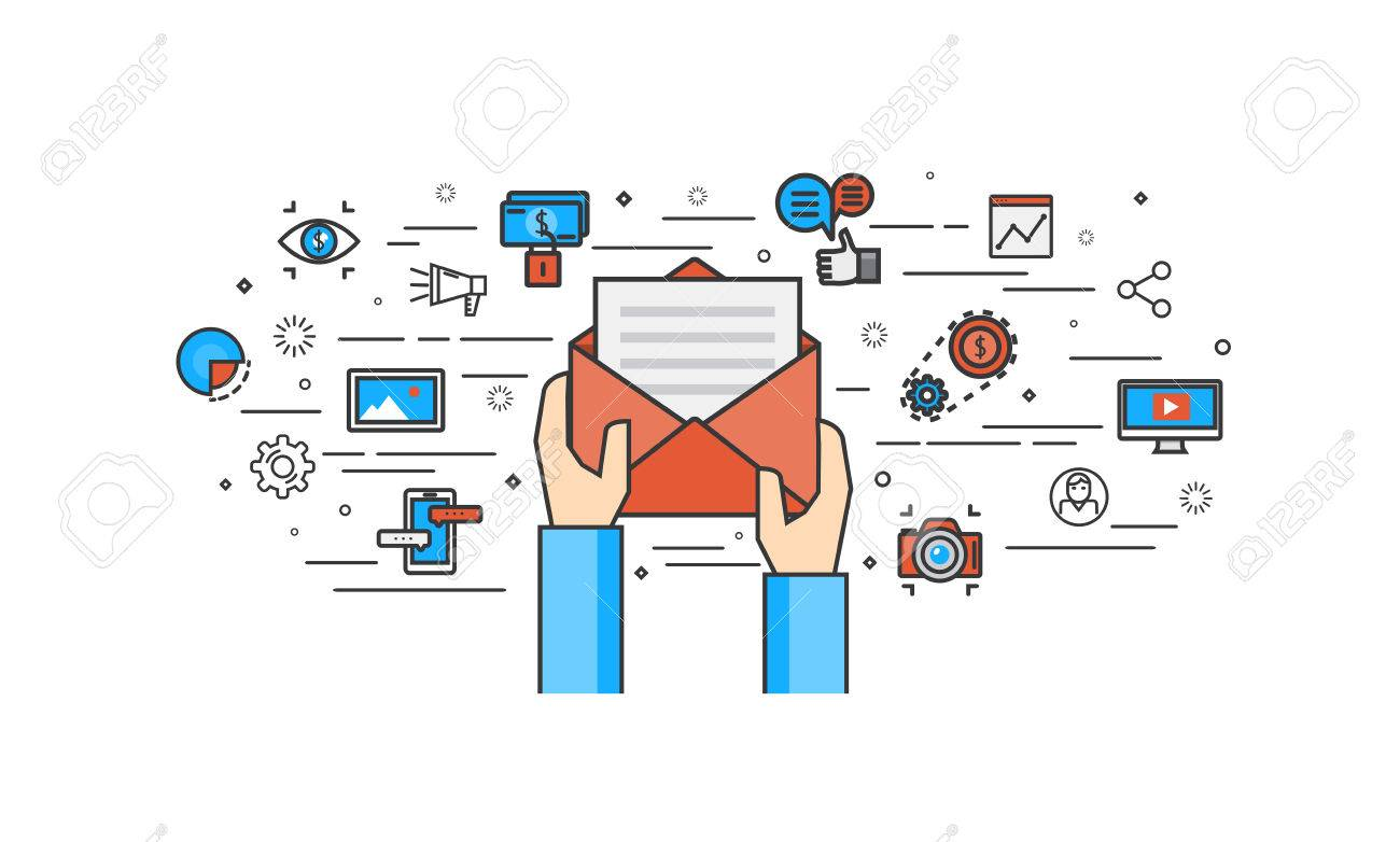 xây dựng chiến dịch Email Marketing 2