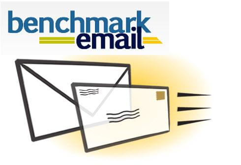 Phần mềm Email Marketing miễn phí Benchmark Email