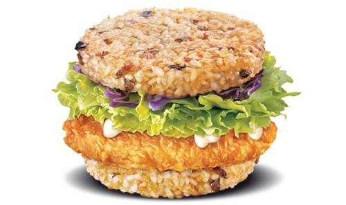 Kinh doanh về thức ăn: Cơm kẹp