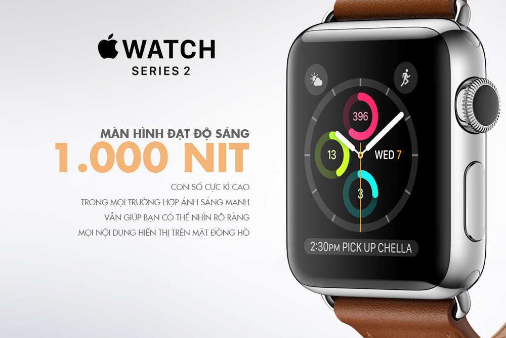 Email marketing về sản phẩm WATCH của Apple.