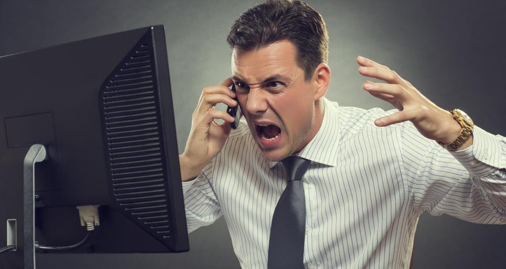 Làm gì khi khách hàng không hài lòng