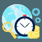 Phần mềm CRM online hoạt động mọi lúc